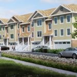 the Essex townhomes