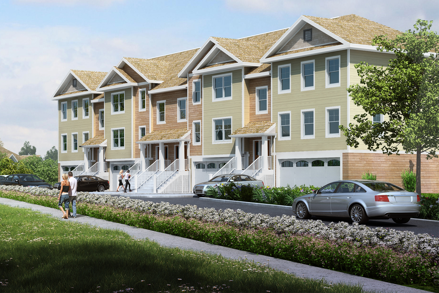 The Enclave Townhomes Sconset Landing Hanover Ma