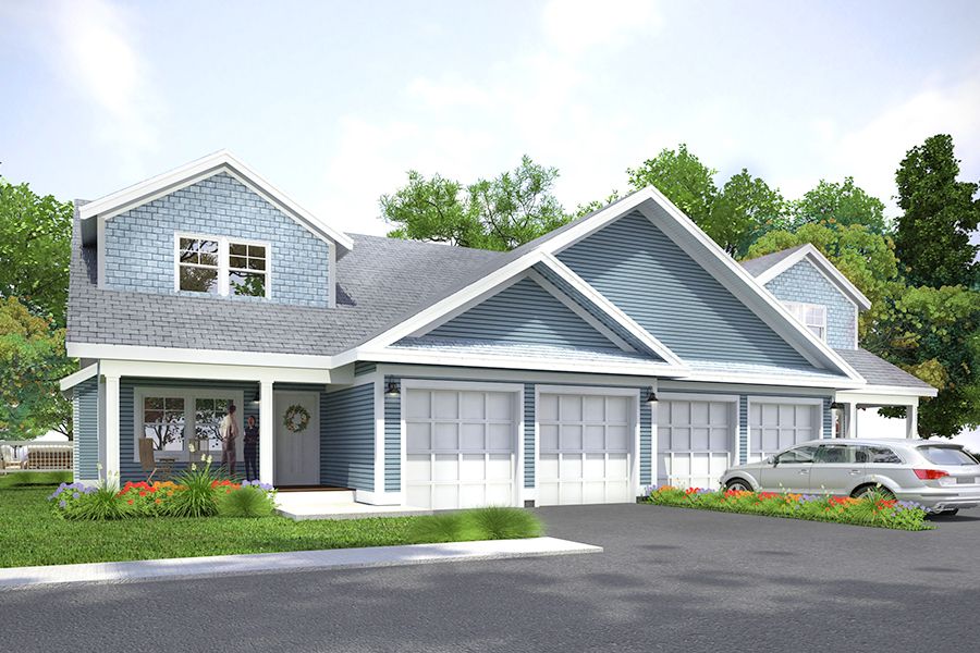 The Lexington Townhomes Sconset Landing Hanover Ma